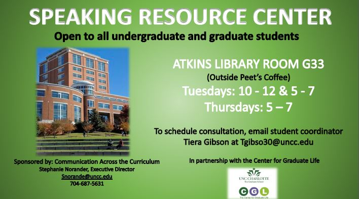 Sp eak ing Resource Center